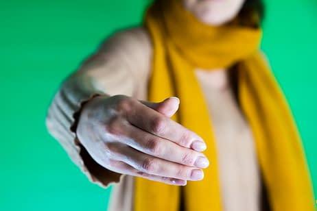 Presenteren met je handen - Dirigent