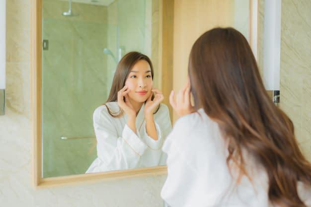 presenteren checkup spiegel